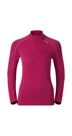Odlo Sillian Løbe T-shirt Damer violet